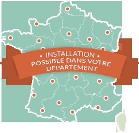 installation en France